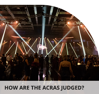 Enter the 2016 ACRAs